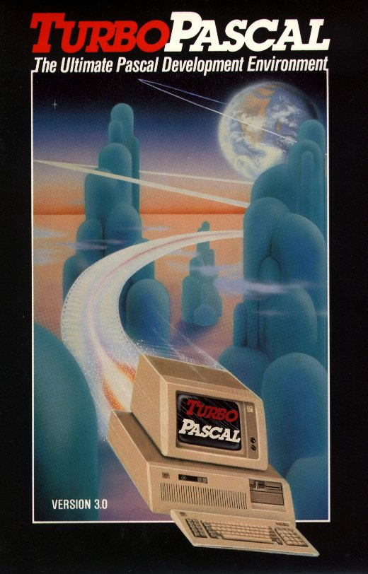 Turbo Pascal Русификатор