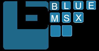 BlueMSX Logo